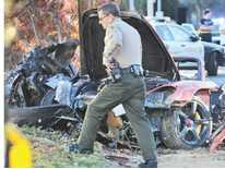 Signal News Now: Actor Paul Walker Killed In Valencia Crash