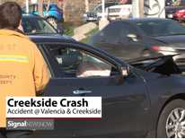 Signal News Now: Creekside Crash