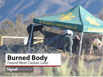 Signal News Now: Burned Body Found Near Castaic Lake