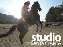 Studio Santa Clarita:Trick Rider; Henry Mayo