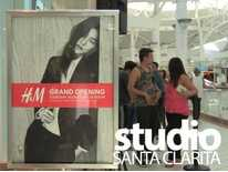 Studio Santa Clarita:H&M Grand Opening; Merry Graham
