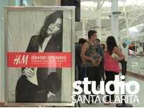 Studio Santa Clarita:H&M Grand Opening; Merry Graham