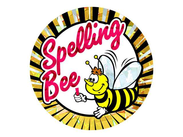 County-wide spelling bee set
