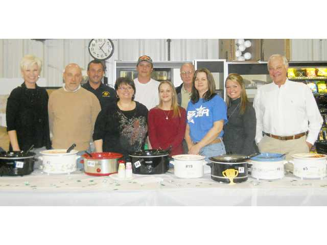 Wilson wins Chili cook-off
