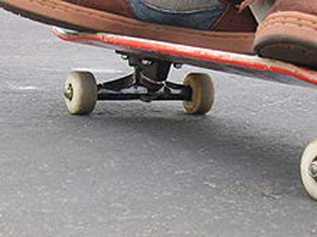 City petitioned for skate-bike park