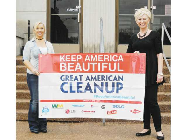 Clean Up to be held on May 18