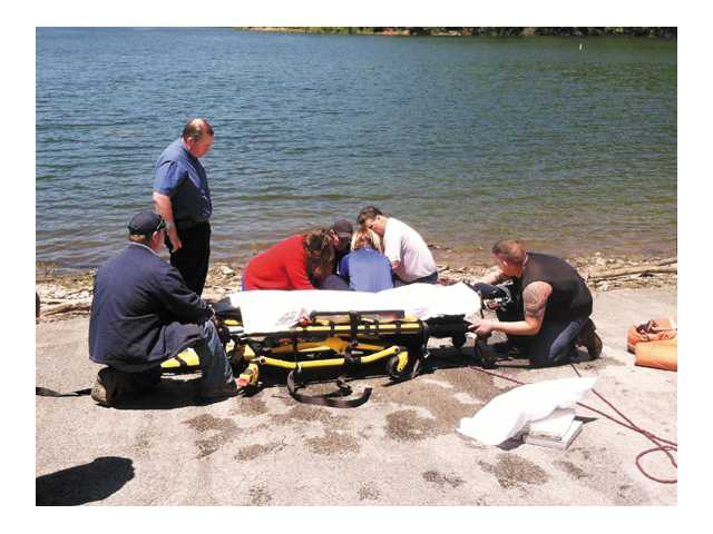 Questions surround lake death