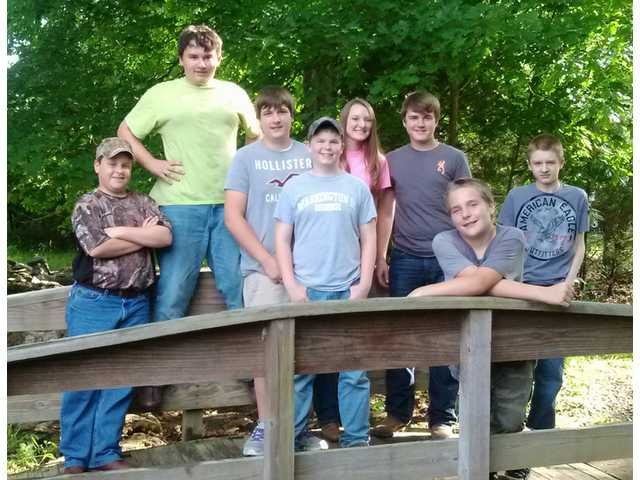 4-H wildlife judging team competes