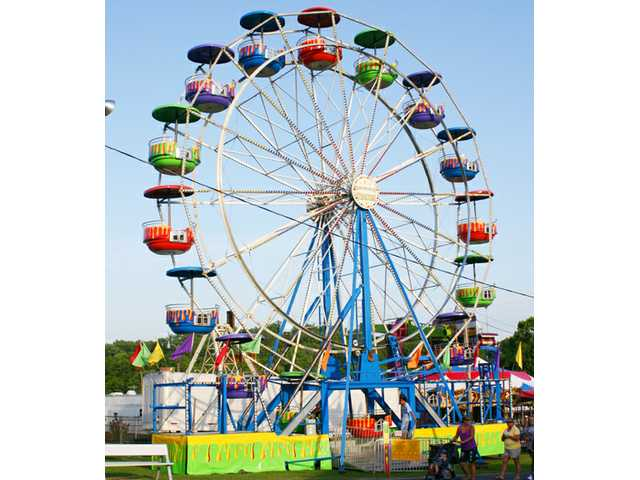 Fair underway in Alexandria