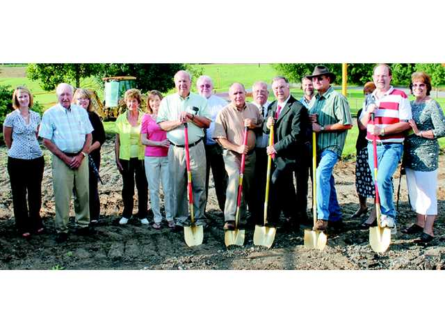 Ground broken at DeKalb West