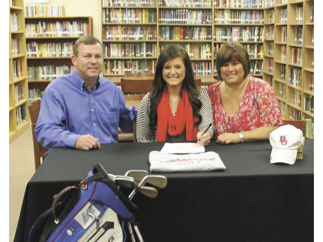 Sullivan signs with Belmont University