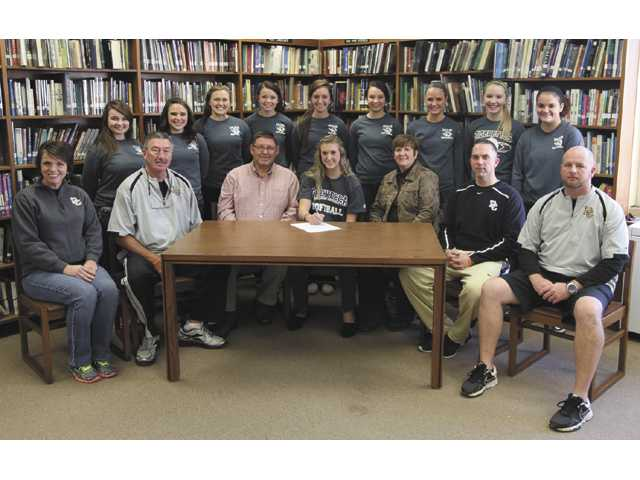Tyson signs with Trevecca
