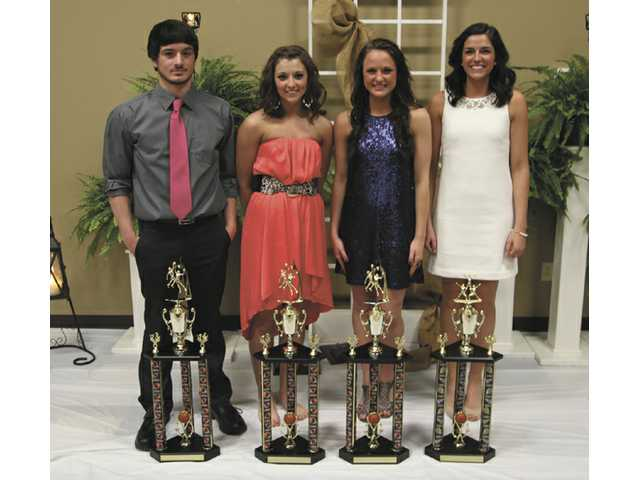 DCHS holds basketball awards