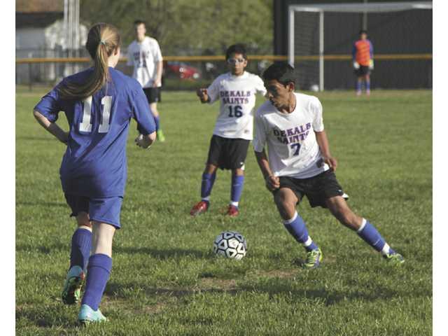 DMS dominating soccer