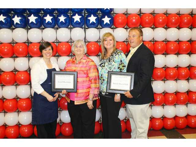 Chamber recognizes outstanding members