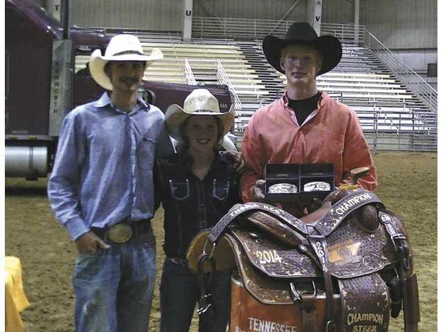 DCHS Cowboys compete in State Finals Rodeo