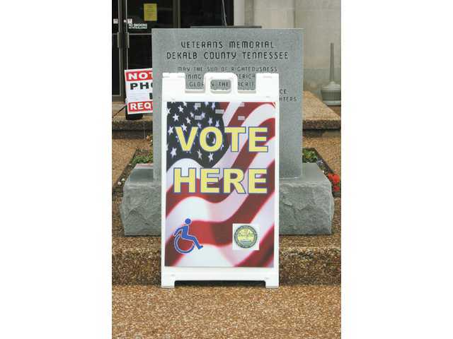 Early voting begins July 18