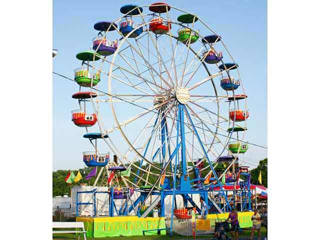 Grandpa Fair set to begin Monday