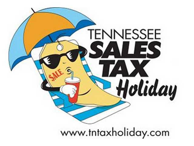 Sales Tax Holiday August 1-3