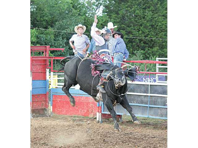 Cowboys open DeKalb Fair