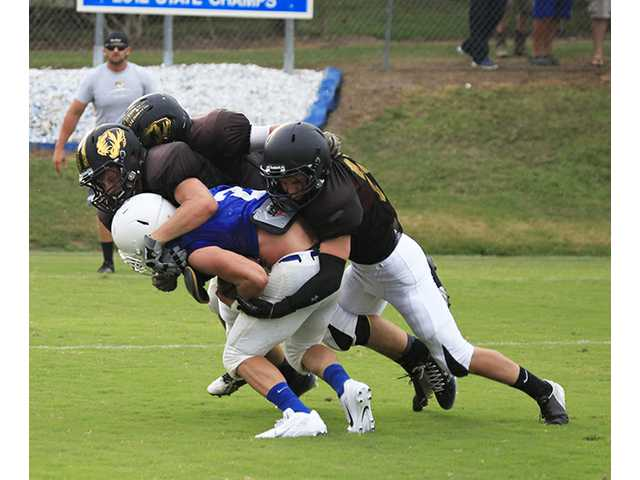Tigers get playing time in Gordonsville