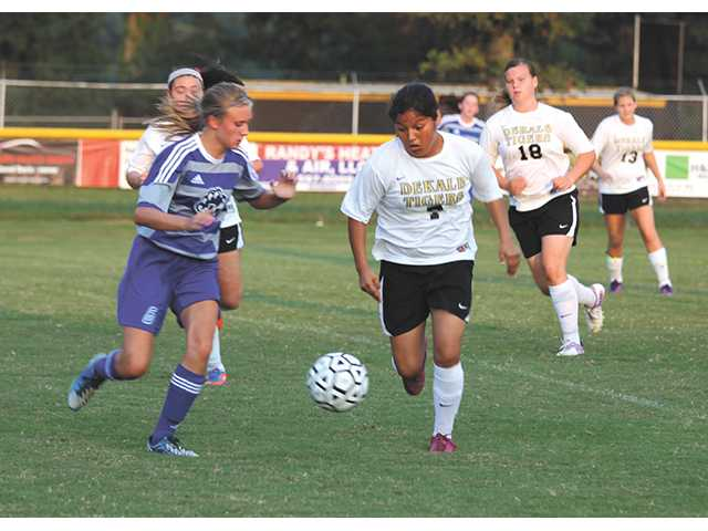 Lady Tigers readying for soccer season