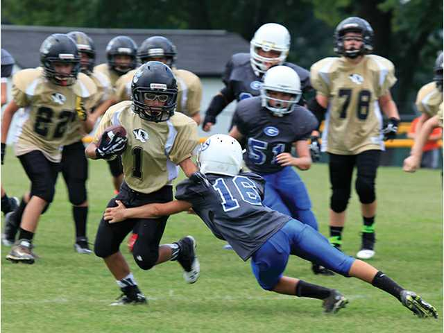 Junior Pro teams host Jamboree