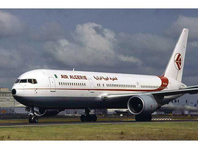 Air Algerie flight vanishes over N Mali