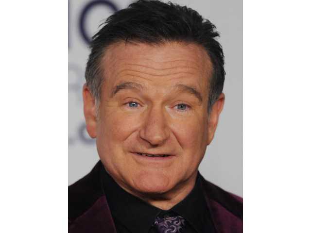 Comedian/ actor Robin Williams dies