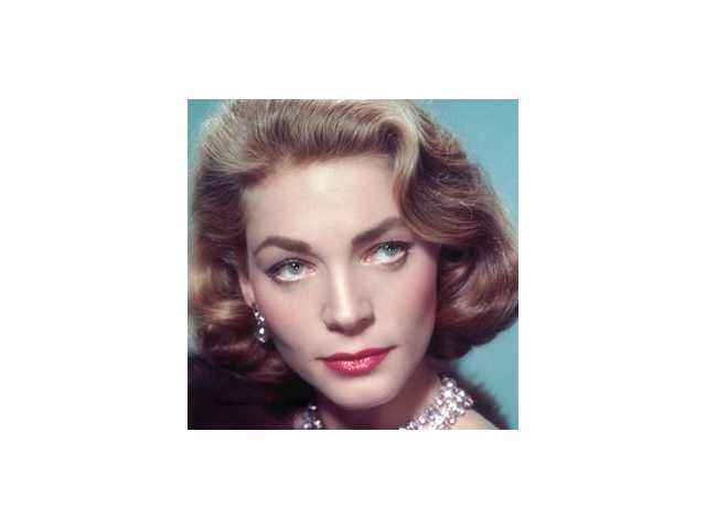 Bacall's legend more than just Bogart