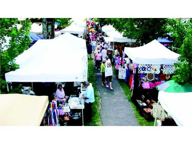 Annual craft fair returns next weekend
