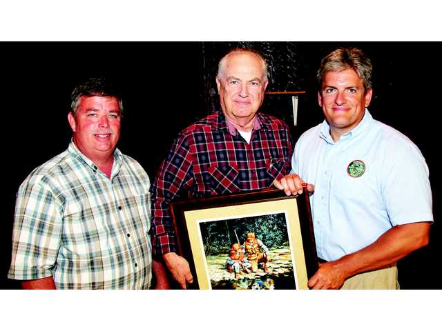 Griffin inducted into TWRA Hall of Fame