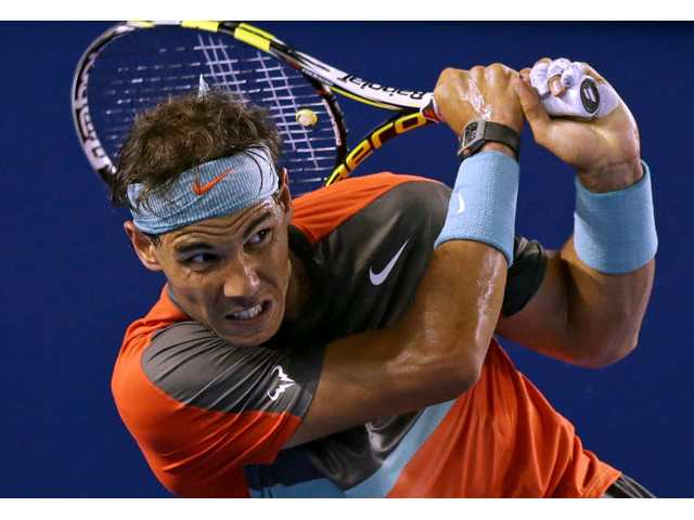 Nadal won't defend US Open title because of wrist