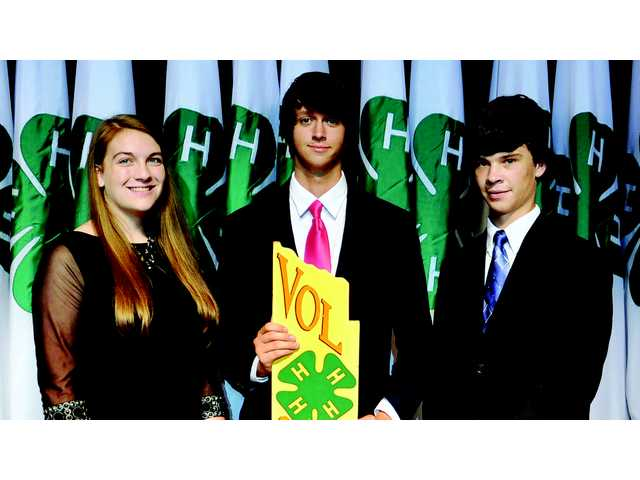 Local 4-H members compete at state