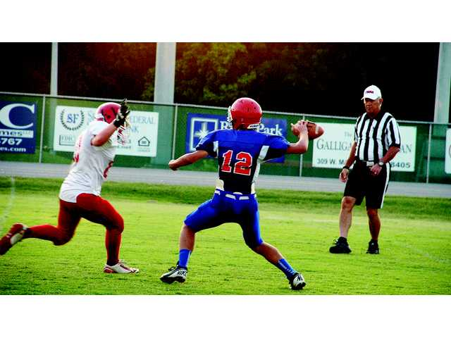 WCMS opens with victory