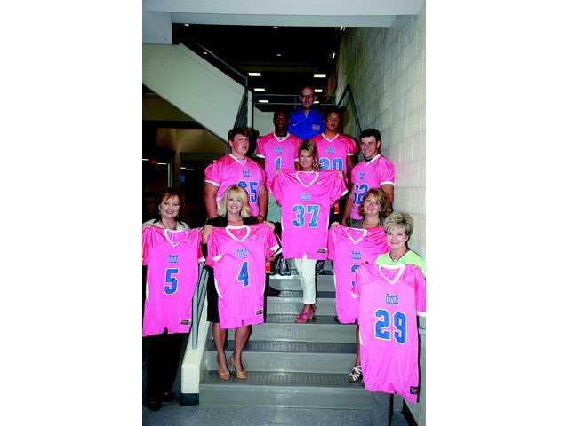 Pioneers plan pink power