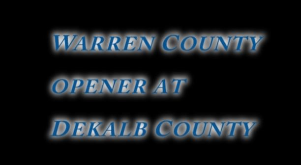Video from Warren County win at Smithville