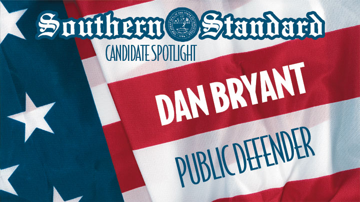 Dan Bryant for Public Defender