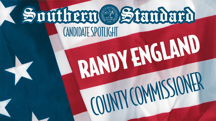 Randy England for County Commission