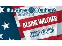 Blaine Wilcher for County Executive