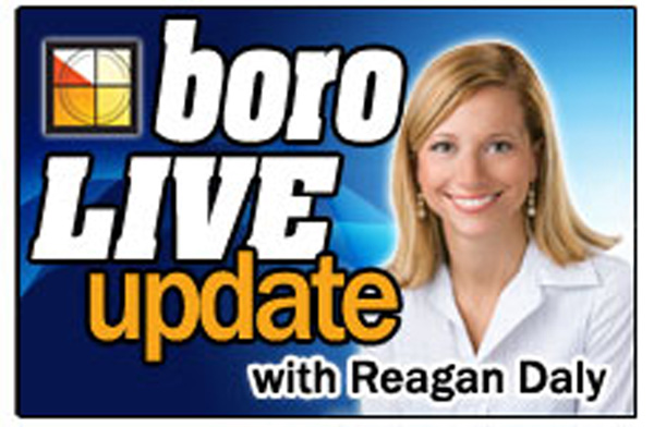Boro Live Update - 05/19/10