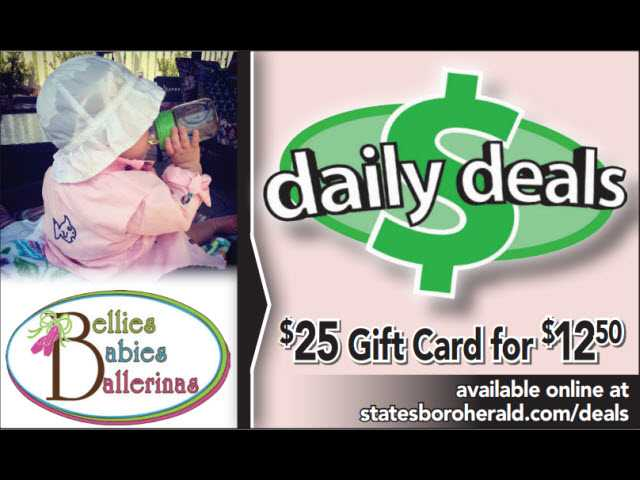 Statesboro Daily Deals