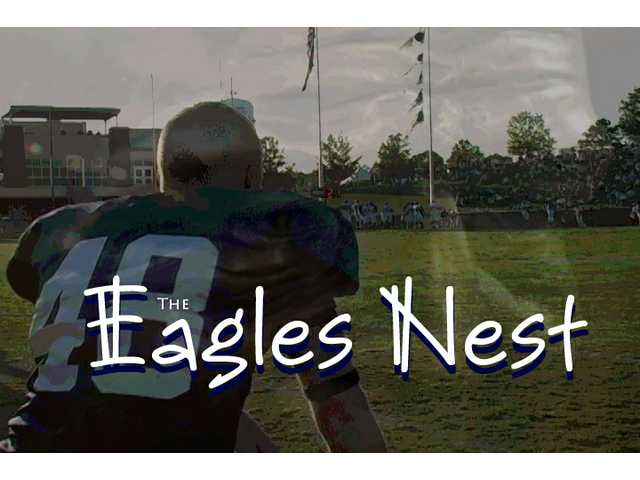 The Eagles Nest - April 18, 2014