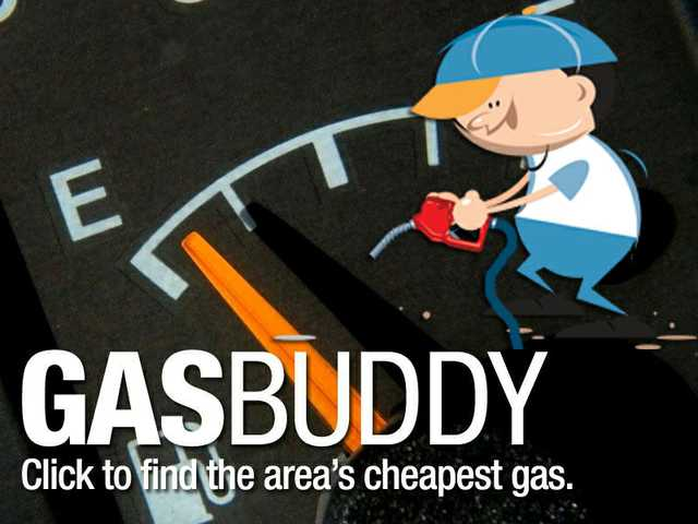 Gas Buddy - Dec. 8, 2013