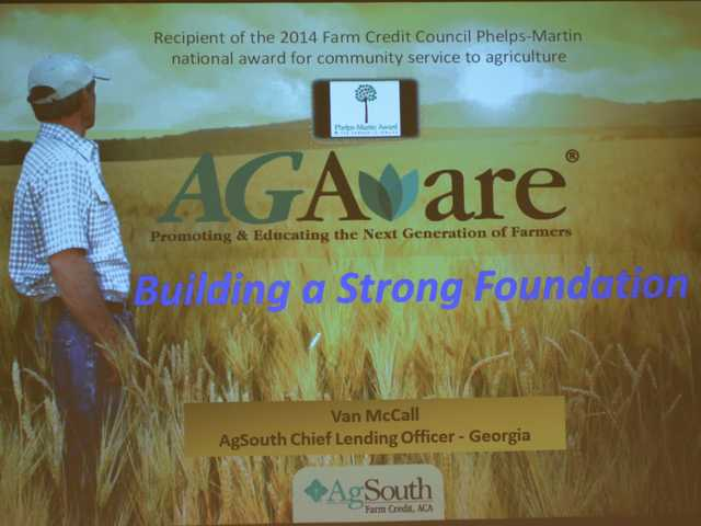 Ag South Ag Aware Program