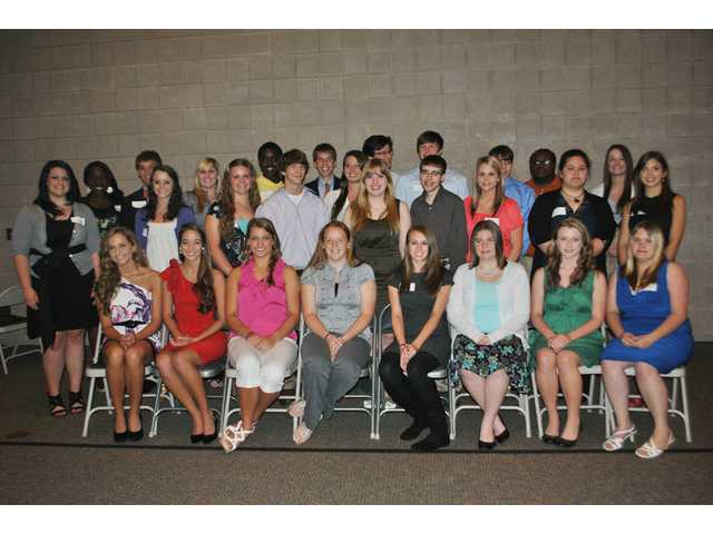 Upchurch & Jowers celebrates  All-County Academic Team