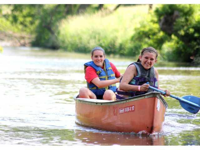 Fun had by all at Canoe Festival