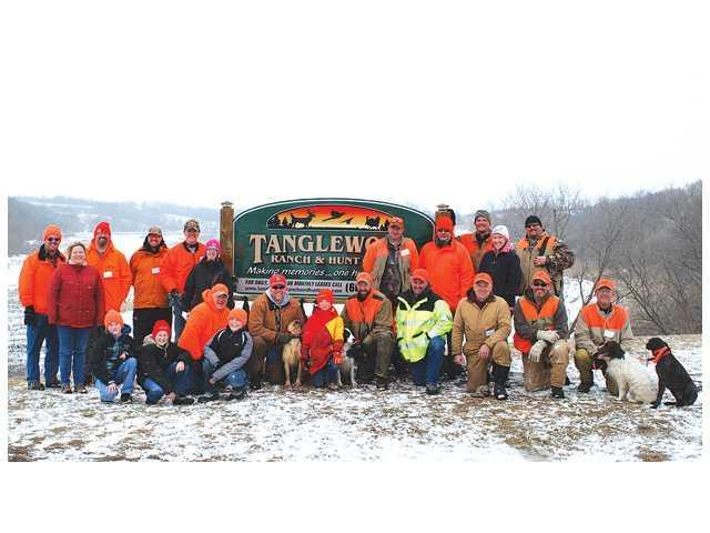 Tanglewood hosts pheasant hunt for wounded veterans
