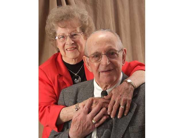 Jennys to celebrate 65th  wedding  anniversary