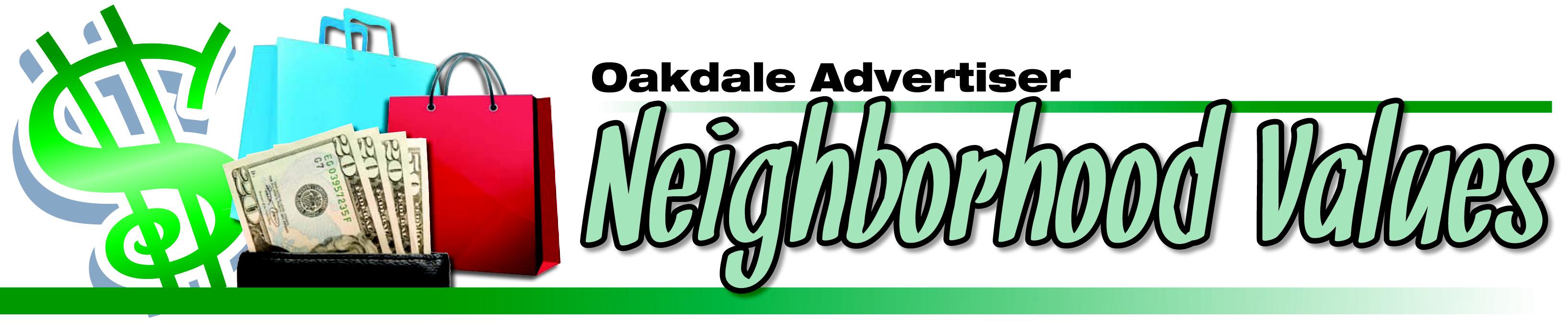 Oakdale Advertiser